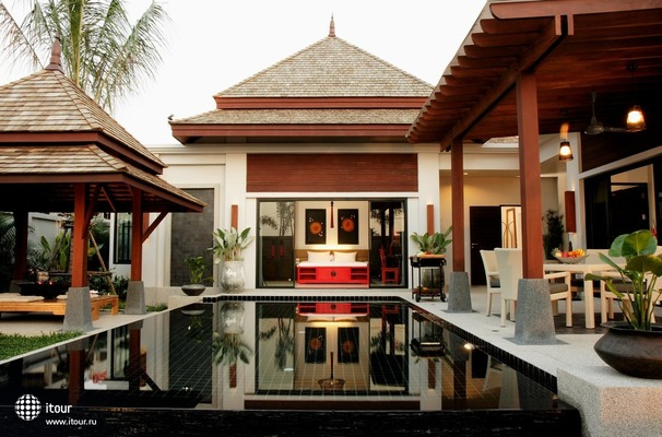 The Bell Pool Villa Phuket 2