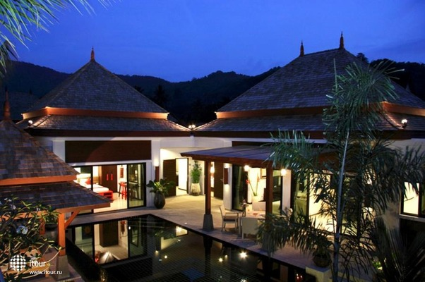 The Bell Pool Villa Phuket 1