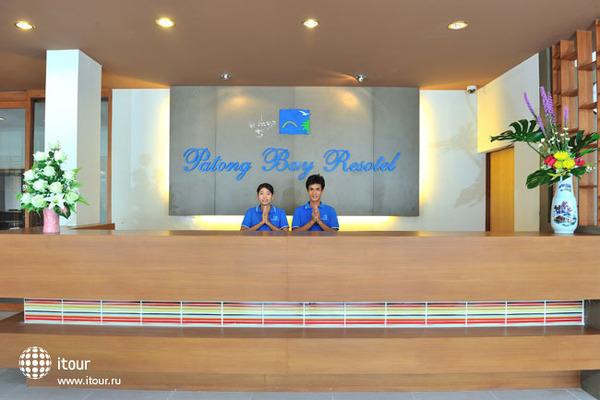 Patong Bay Resotel 1