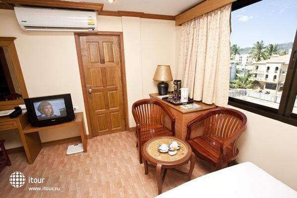 Bangkok Residence Patong 4