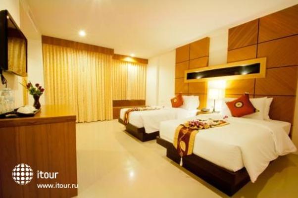 San Sabai Patong Resort 7
