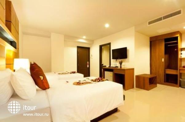 San Sabai Patong Resort 8