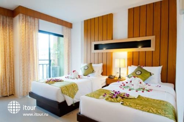 San Sabai Patong Resort 9