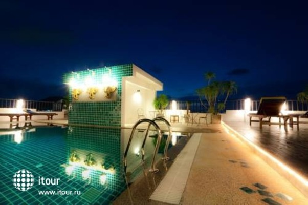 San Sabai Patong Resort 2