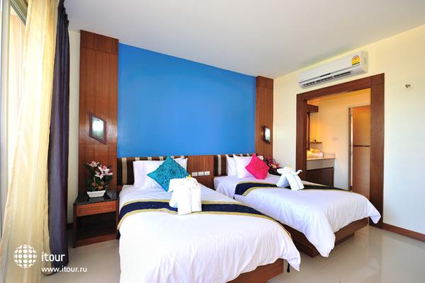 Kata Blue Sea Resort 9