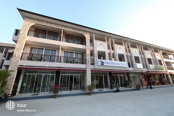 Kata Blue Sea Resort 1