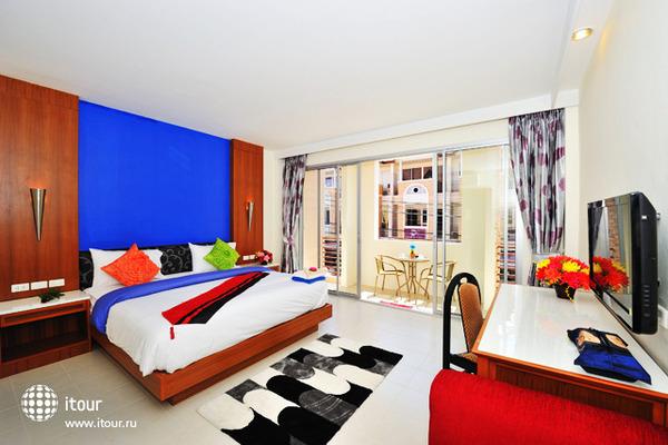 Kata Blue Sea Resort 3