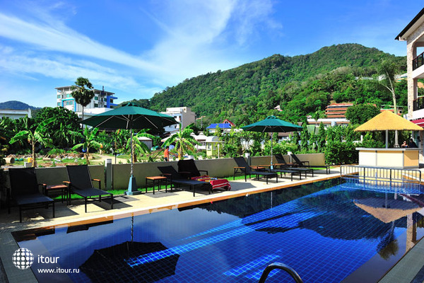 Kata Blue Sea Resort 2