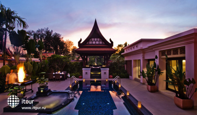 Banyan Tree Spa Sanctuary 8