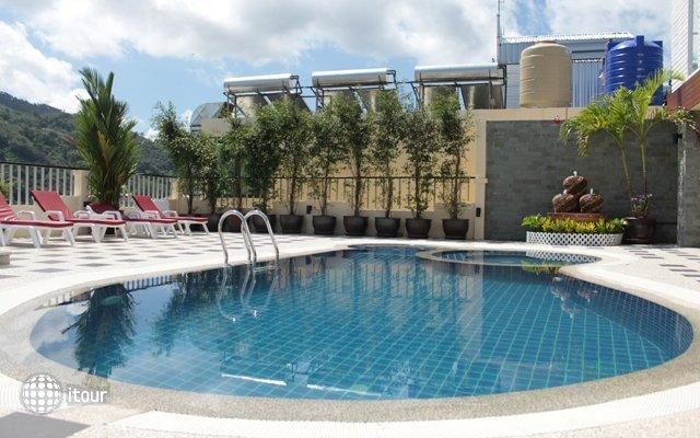 Patong Hemingway's Hotel 2