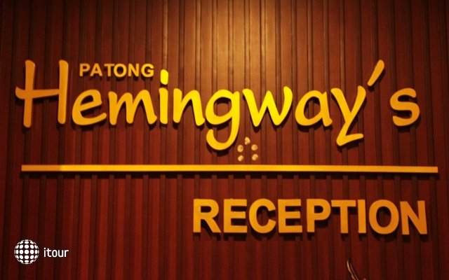 Patong Hemingway's Hotel 4