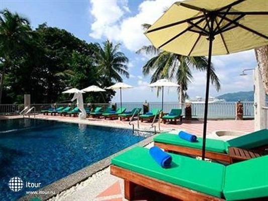 Blue Ocean Beach Resort Tri Trang 4