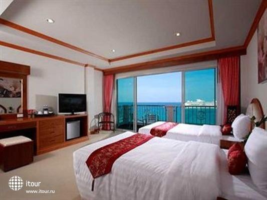Blue Ocean Beach Resort Tri Trang 3