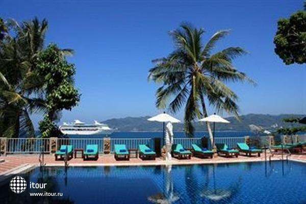 Blue Ocean Beach Resort Tri Trang 8