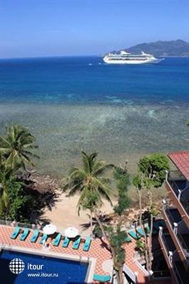 Blue Ocean Beach Resort Tri Trang 9