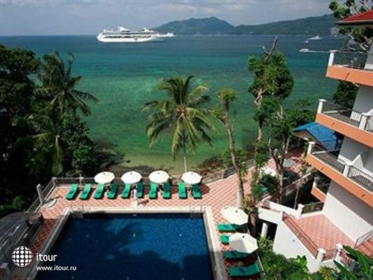 Blue Ocean Beach Resort Tri Trang 2