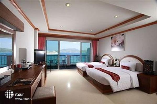 Blue Ocean Beach Resort Tri Trang 10