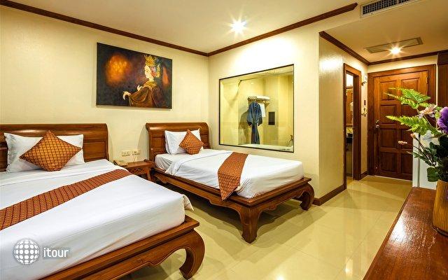 Az Hotel Patong (ex. Bv Resortel) 10