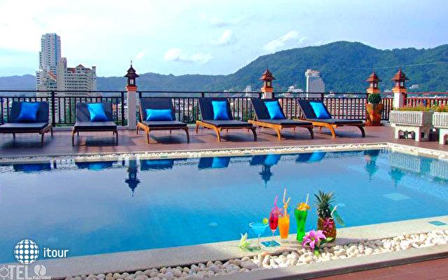 Az Hotel Patong (ex. Bv Resortel) 7