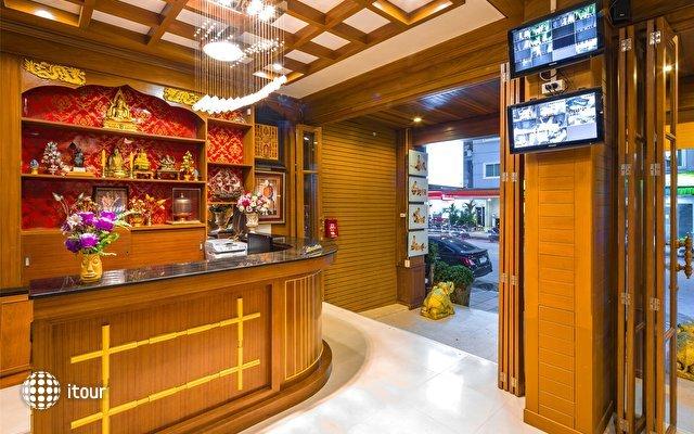 Az Hotel Patong (ex. Bv Resortel) 2