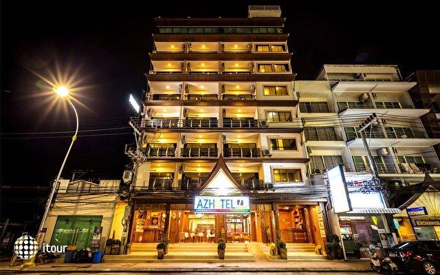 Az Hotel Patong (ex. Bv Resortel) 1