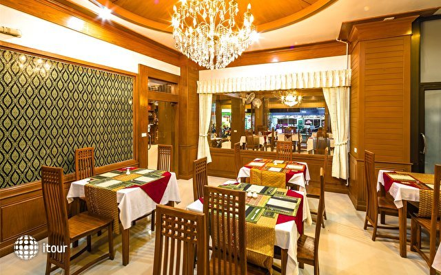 Az Hotel Patong (ex. Bv Resortel) 5
