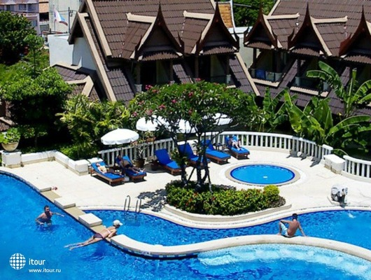Phuket Orchid Resort & Spa 3