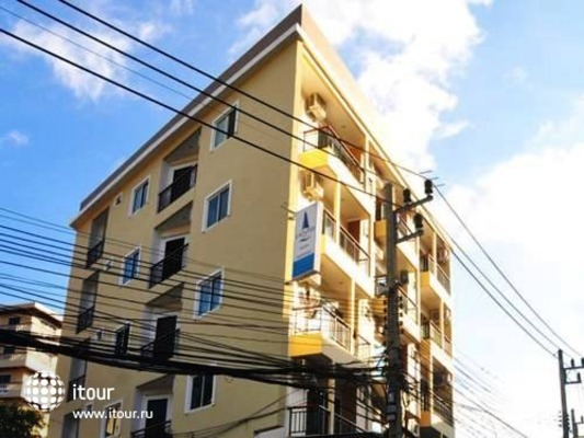 Calypso Patong Hotel 1