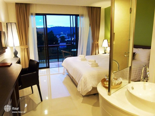 The Pago Design Hotel Phuket 5