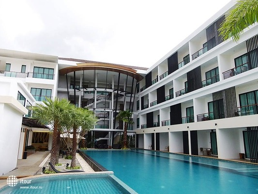 The Pago Design Hotel Phuket 2