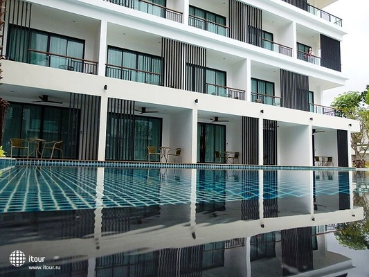 The Pago Design Hotel Phuket 1