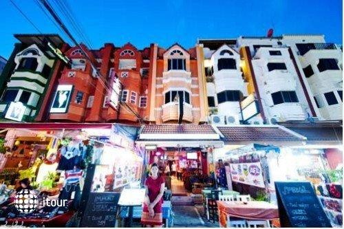 Karon Sunshine Guesthouse, Bar & Restaurant 1