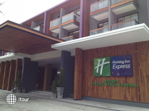 Holiday Inn Express Phuket Patong 1