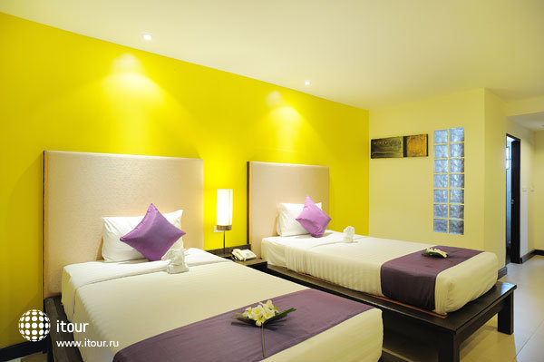 Baramee Resortel Patong Beach 10