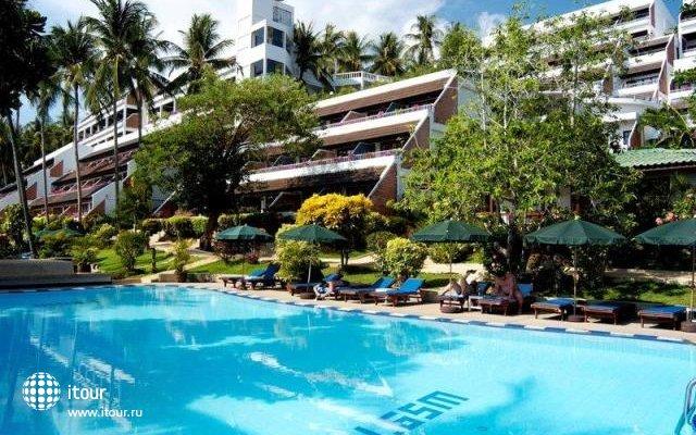 Bw Phuket Ocean Resort 9