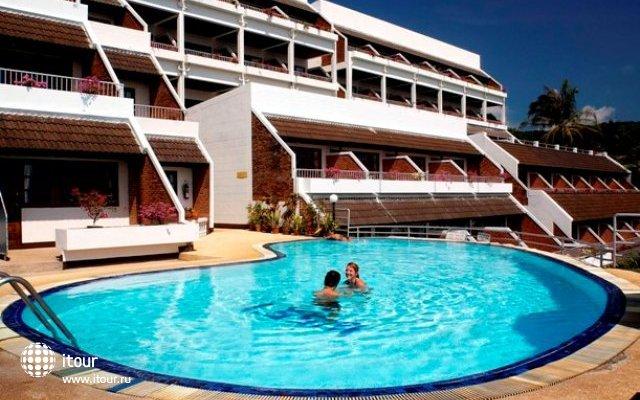 Bw Phuket Ocean Resort 2