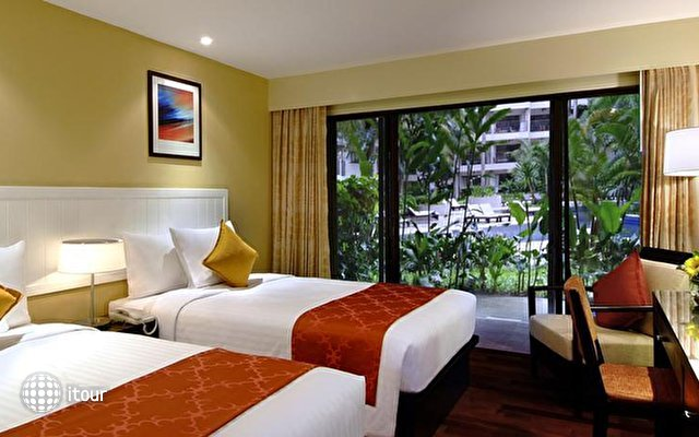 Double Tree Resort By Hilton Phuket - Surin Beach 3