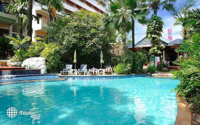 The Viridian Resort 2