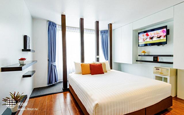 Nara Grandeur Hotel Patong 4