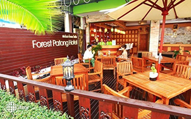 Forest Patong Hotel  4