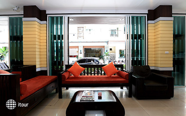 @home Budget Hotel  4
