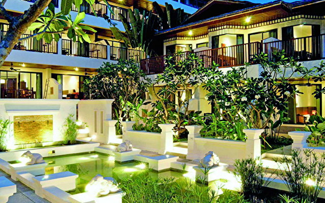 Novotel Beach Resort Panwa Phuket 2