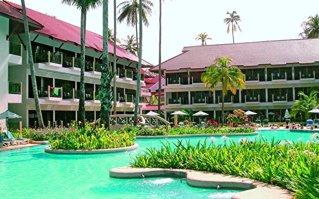 Amora Beach Resort 1