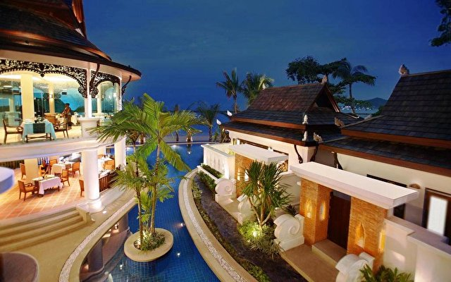 Dara Samui Beach Resort & Spa Villa 1