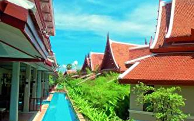 Mercure Samui Buri Resort 9
