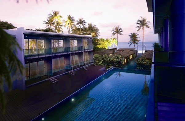 Beach Resort Pool Villas 5