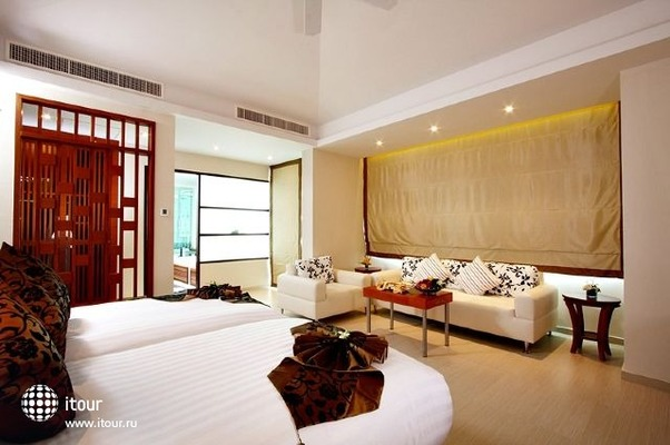 Kc Resort & Over Water Villas 3