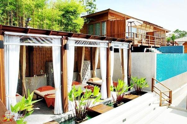 Kc Resort & Over Water Villas 4