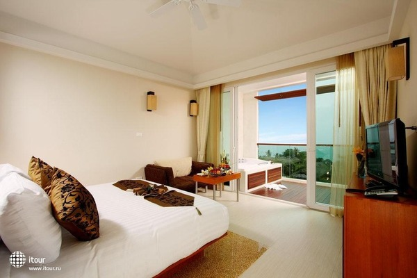 Kc Resort & Over Water Villas 8