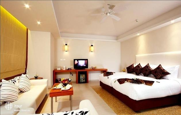 Kc Resort & Over Water Villas 9